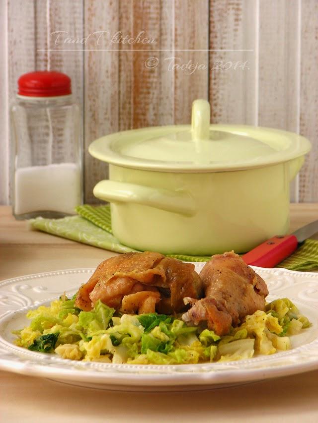 kelj s piletinom