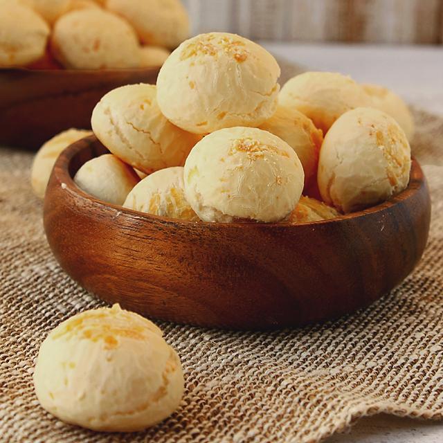 Pão de Queijo - brazilska peciva sa sirom