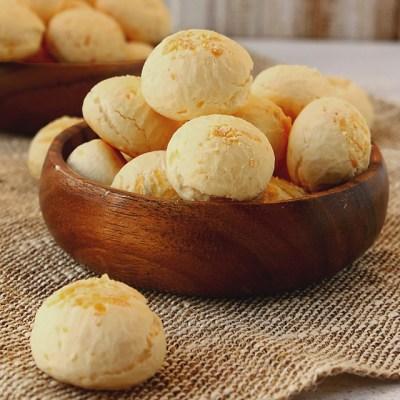Pão de Queijo – brazilska peciva sa sirom