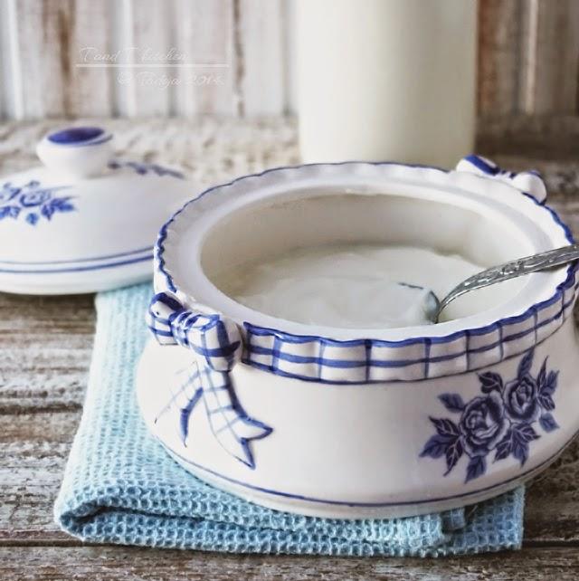 grčki jogurt