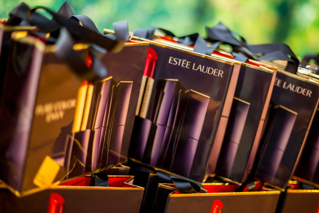 :: Vinoljupke Ladies nights - Estee Lauder ::