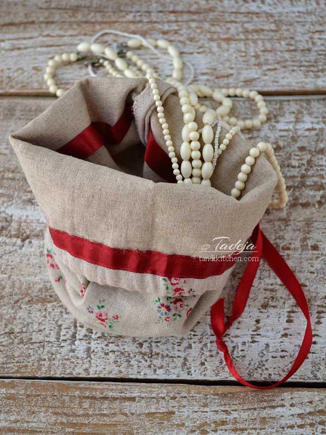 :: torbica za nakit - darivanje ::