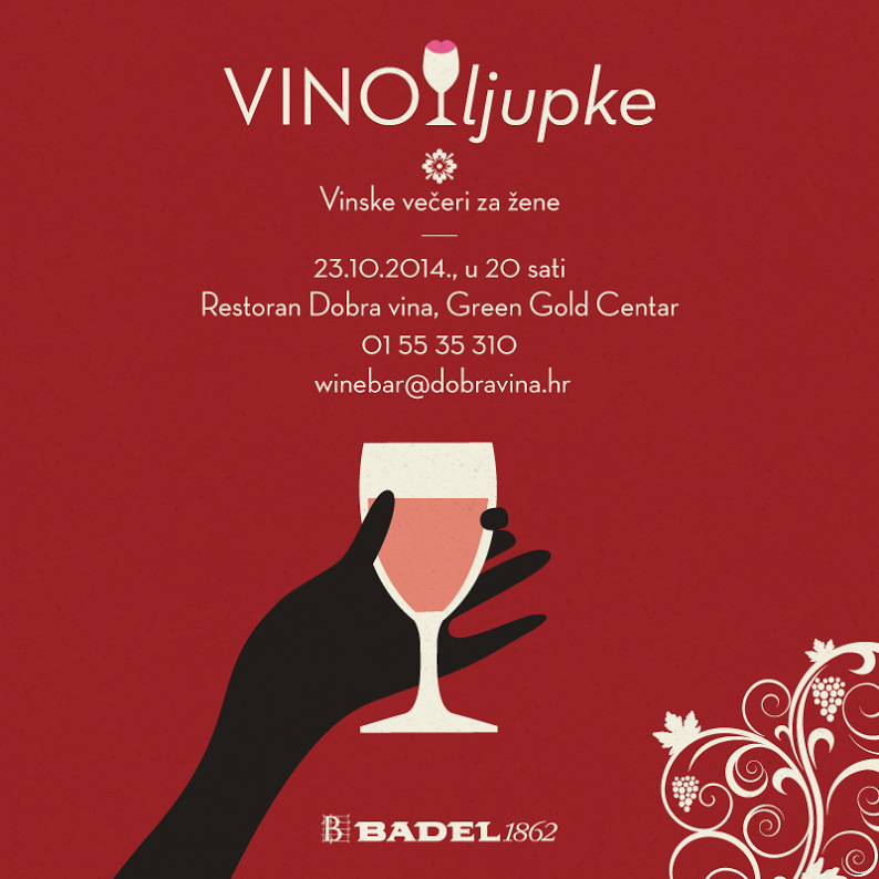 :: Dobra vina - Vinoljupke ladies nights ::
