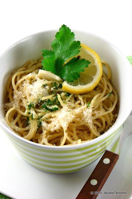 limun-cesnjak spageti