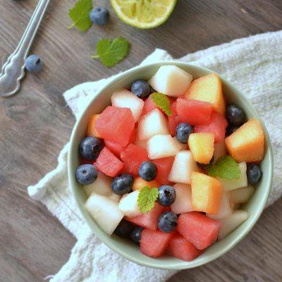 Salata od dinja i lubenice