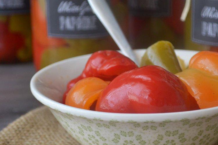 ukiseljene paprike
