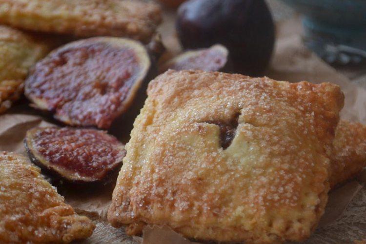 Rustikalne pite sa smokvama