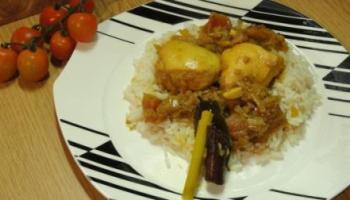 kye thar hin   Burmese Chicken Curry