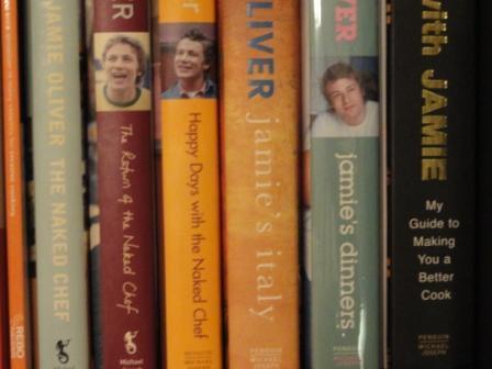 """jamie oliver cook books"""