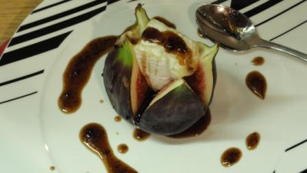 Turkish Figs With Honey and Camembert Figs Done Two Ways