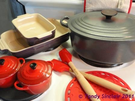 """le creuset gifts"""