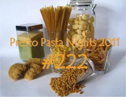 """Presto Pasta Nights 222"""