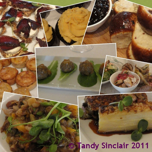 Cape Winelands Cuisine Food