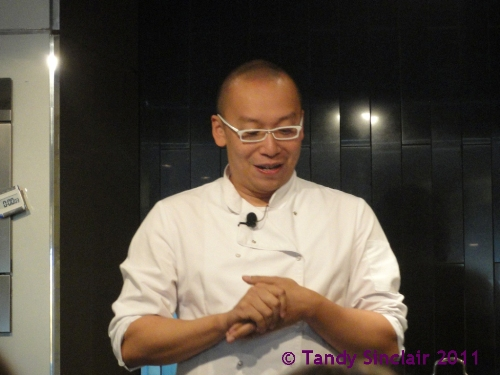 Cooking With Alvin Quah