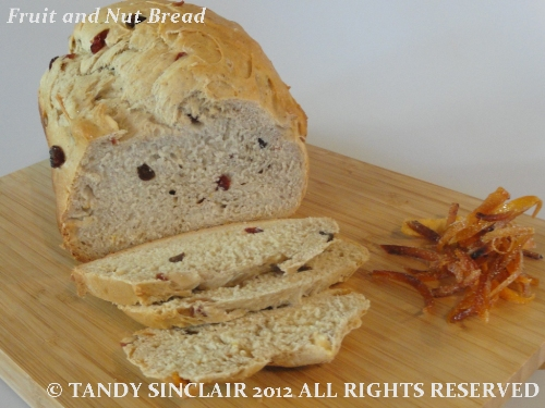 """""""Fruit and Nut Bread"""""""