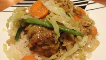 Braised Oxtail With Peanut Sauce For Friday's Food Quiz Number 40