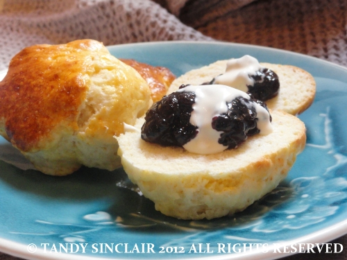 Scones from The Collection, James Martin