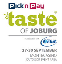Taste Of Johannesburg Ticket Give Away