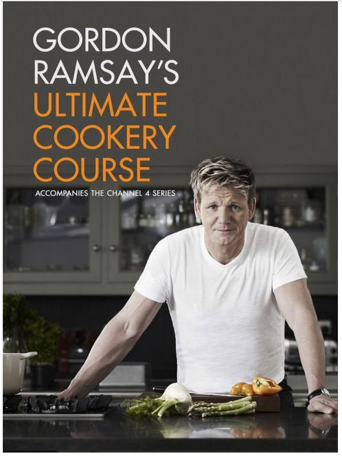 Ultimate Cookery Course Give Away