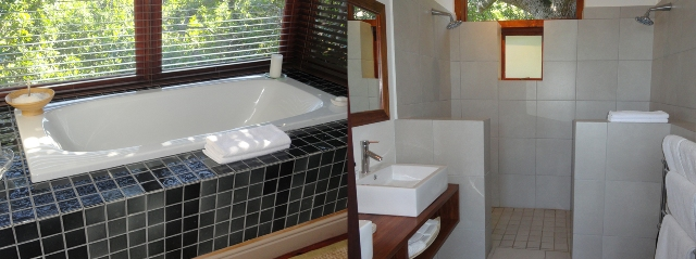 The Bathrooms Grootbos