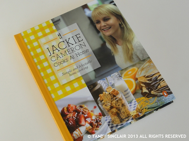 Jackie Cameron Cooks At Home In My Kitchen July 2013