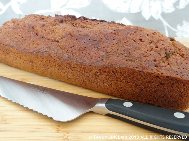 Zucchini Sourdough Bread