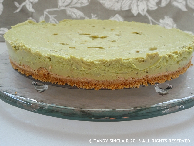 Avocado Cheese Cake