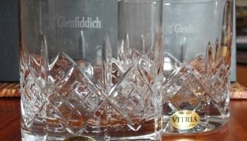 Glenfiddich Glasses In My Kitchen August 2013