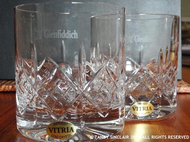 Glenfiddich Glasses