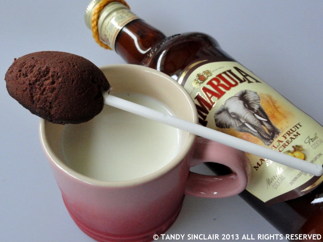 """Amarula Hot Chocolate Spoons"""