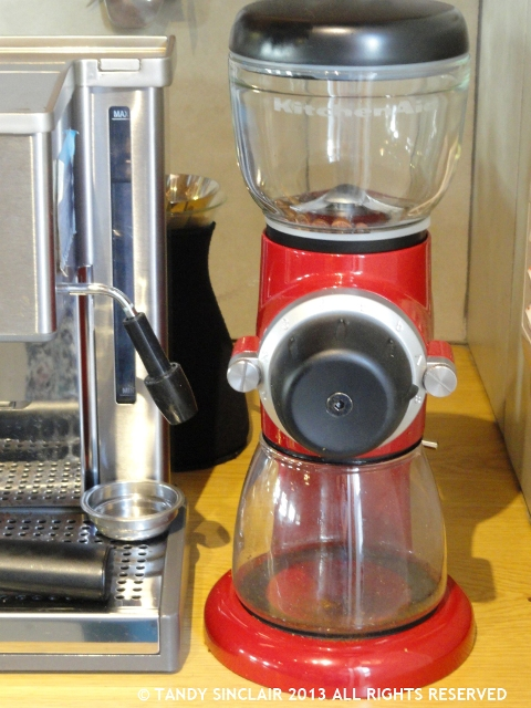 Kitchen Aid Coffee Grinder