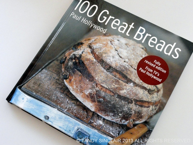 Paul Hollywood's bread! In My Kitchen January 2014