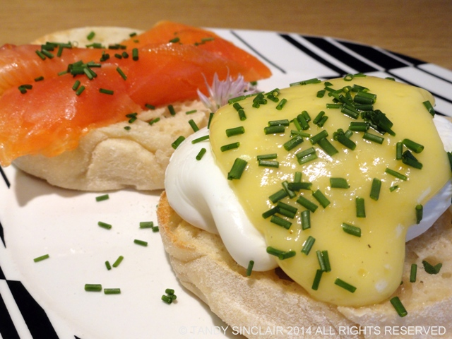 Champagne Hollandaise