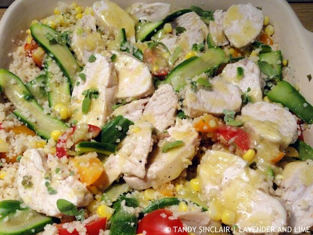 Gooi & Enjoy™ Chicken Cous Cous Salad