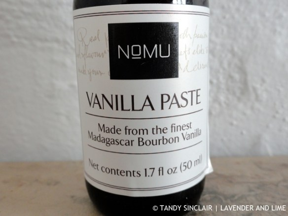 Vanilla Paste In My Kitchen January 2015