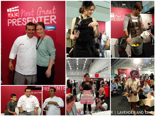 Q & A With The Cake Boss While Out And About Friday 29 May 2015