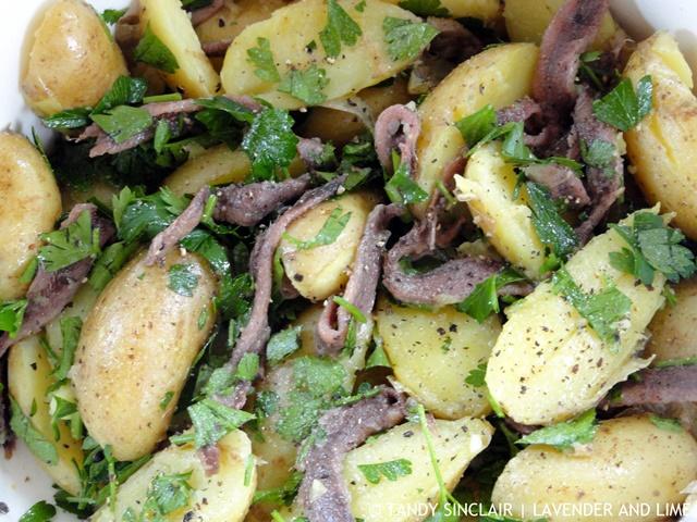 Peasant Potato Salad