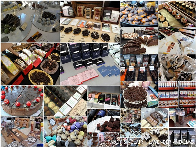 Winelands Chocolate Festival 2015