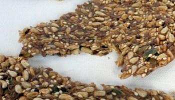 Sunflower Seeds, Linseeds, Pumpkin Seeds And Sesame Seeds
