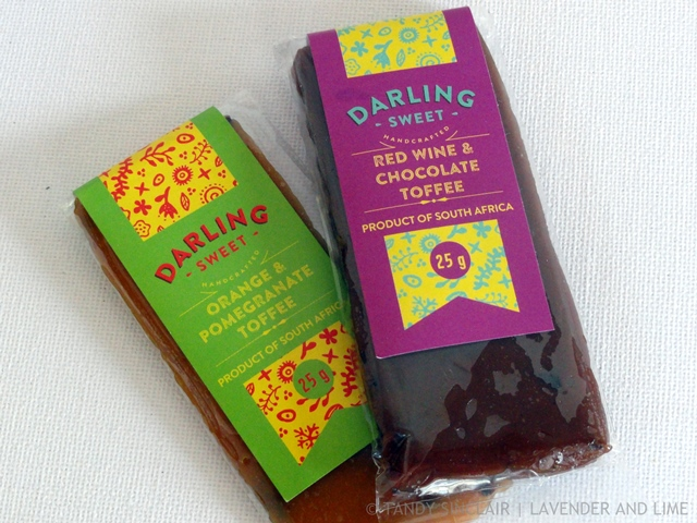 Darling Sweet Toffees January 2016