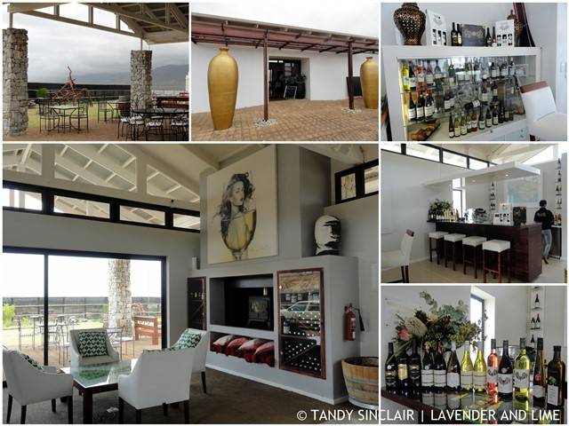 Benguela Cove Wine Tasting Room