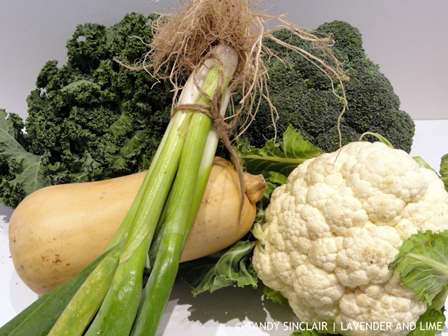 Organic Vegetables From Paardevlei Farmers Market
