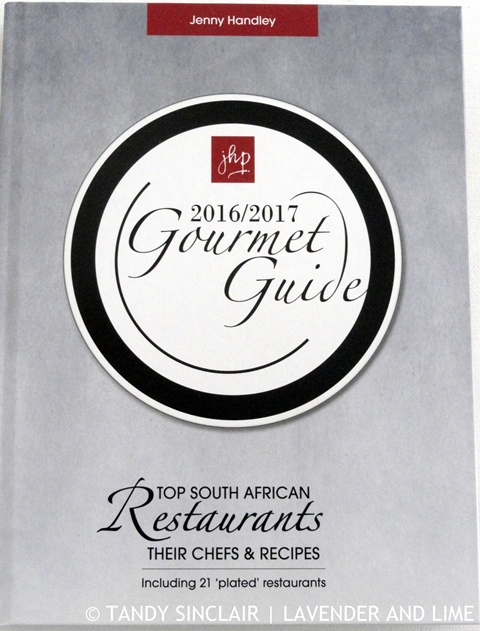 Showcasing December 2016 JHP Gourmet Guide 2016/2017