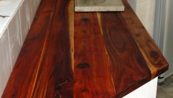 Wooden Work Top Showcasing November 2016