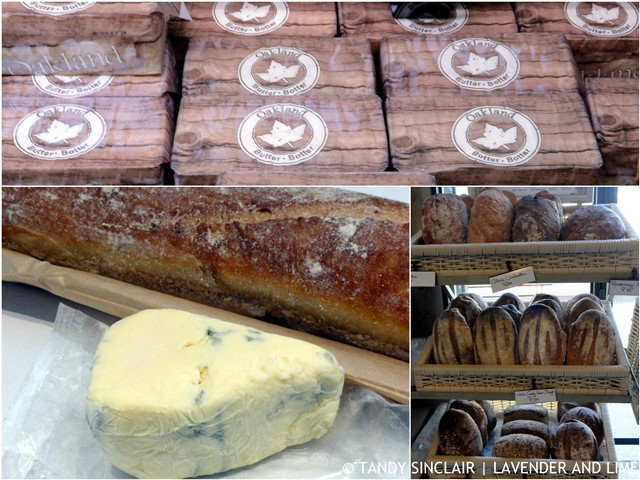 Buying Bread And Cheese At Elgin Railway Market