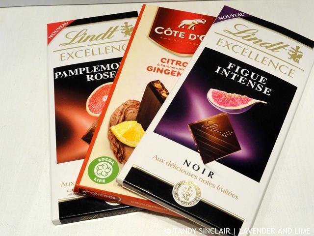 May 2019 New Chocolates