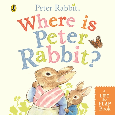 Where Is Peter Rabbit