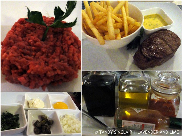Our Main Meals At Heritage Restaurant