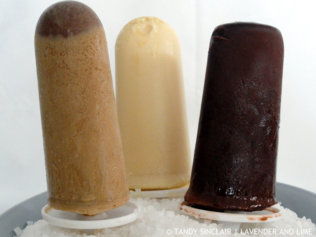 A Trio Of Popsicles