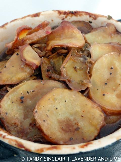 Potatoes Boulangère